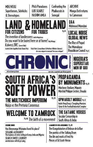 chronicfront