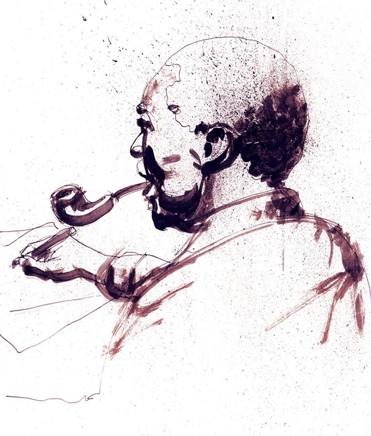 Thabo Mbeki by Vincent Plisson