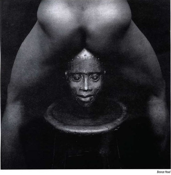 Rotimi Fani-Kayode - Bronze Head