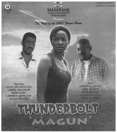 Nollywood Confidential - Thunderbolt