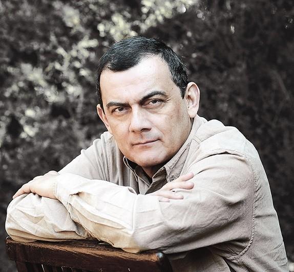 Horacio Castellanos Moya. Photograph: Ivan Gimenez-Tusquets