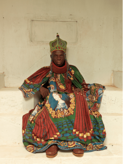 Obi James Anyasi II - Obi Of Idumuje Unor - George Osodi