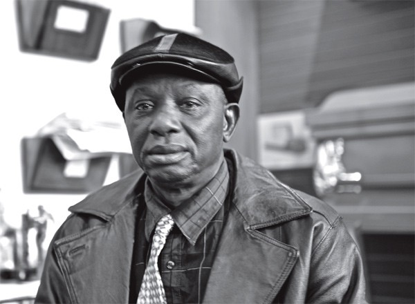 Ebou Cham, owner of First Avenue Funeral Services in New York.